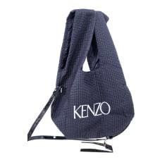 Schultertasche Stoff Kenzo