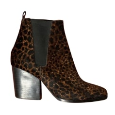 Flache Stiefeletten The Kooples