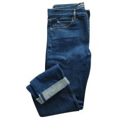 Jeans droit Balibaris  pas cher