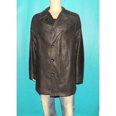 Leather Coat Kenzo