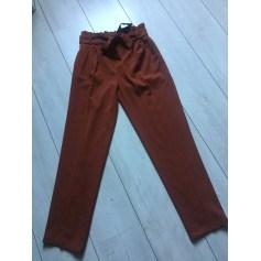 Pantalon large Charlior  pas cher