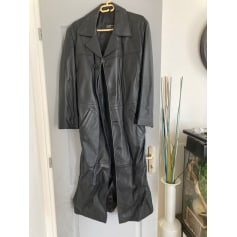 Leather Coat Oakwood