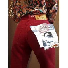Jeans droit Nixon  pas cher