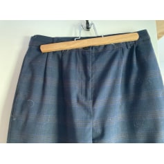 Pantalon carotte Etam  pas cher