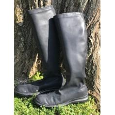 Flache Stiefel Accessoire Diffusion