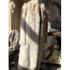 Manteau en fourrure echter pelz  pas cher