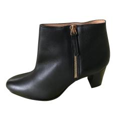 Bottines & low boots à talons Heschung  pas cher