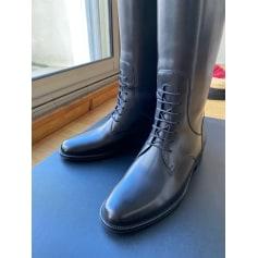 Reitstiefel, Stiefel im Reiter-Look Saint Laurent