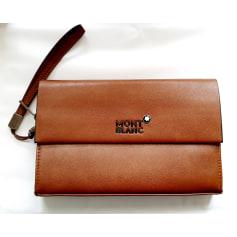 Schulter-Handtasche Montblanc