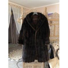 Manteau en fourrure Sur Mesure  pas cher