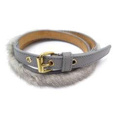 Wide Belt Louis Vuitton
