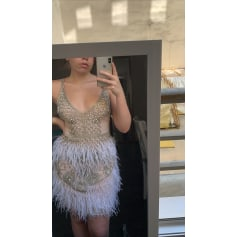 Robe courte Diamond For Eden  pas cher