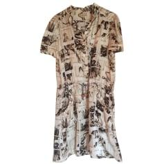 Robe courte John Galliano  pas cher