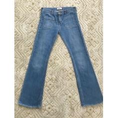 Jeans droit Shine  pas cher