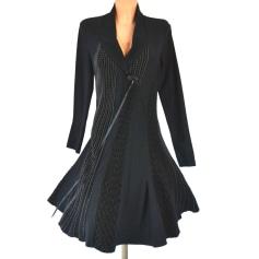 Robe courte Tricot Chic  pas cher