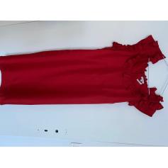 Robe mi-longue Bellerose  pas cher