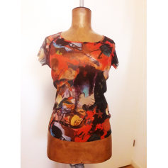 Top, tee-shirt Madame Zaza of Marseille  pas cher