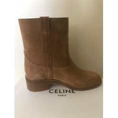 Flache Stiefel Céline