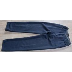 Pantalon droit Leïko  pas cher