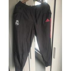Pantalon large Adidas  pas cher
