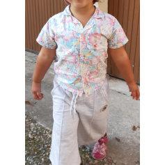 Short-sleeved Shirt Clayeux