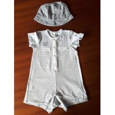 Shorts Set, Outfit Jean Bourget