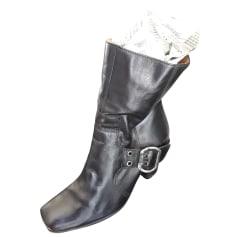 Bottines & low boots à talons AirStep  pas cher