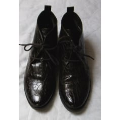 Bottines & low boots plates Marco Tozzi  pas cher