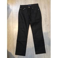 Jeans évasé, boot-cut Trussardi  pas cher