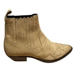 Bottines & low boots à talons Roseanna  pas cher