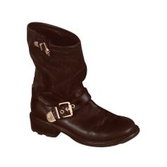 Bottines & low boots à talons Luciano Padovan  pas cher