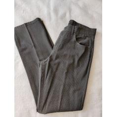 Pantalon évasé Brice  pas cher