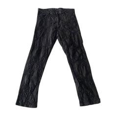 Straight Leg Pants Ann Demeulemeester