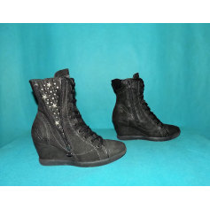 Wedge Ankle Boots Pataugas