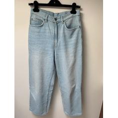 Jeans large, boyfriend American Vintage  pas cher