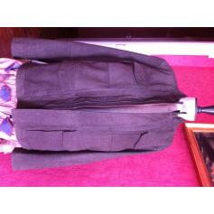 Leather Coat Ikks