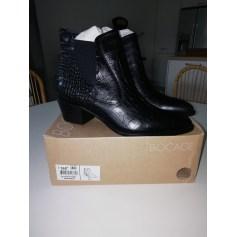 High Heel Ankle Boots Bocage