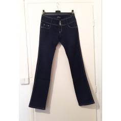 Jeans slim Vintage  pas cher