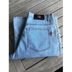 Jeans très evasé, patte d'éléphant Vintage  pas cher