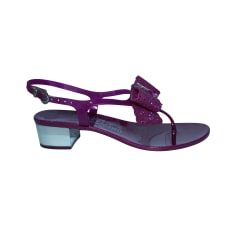 Flat Sandals Salvatore Ferragamo