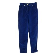 Pantalone dritto Versace