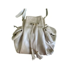 Leather Shoulder Bag Sonia Rykiel
