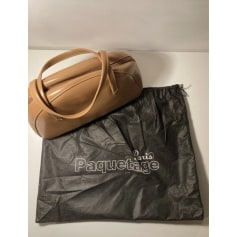 Lederhandtasche Paquetage