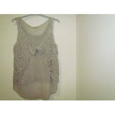 Top, tee-shirt MADE IN ITALY  pas cher