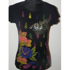 Top, tee-shirt Christian Audigier  pas cher