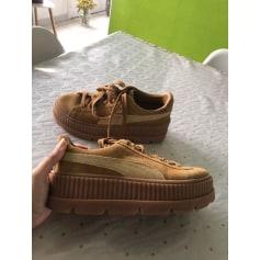 Chaussures à lacets  Puma  pas cher