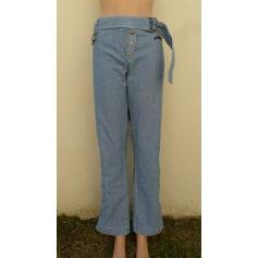 Pantalon évasé Givenchy  pas cher