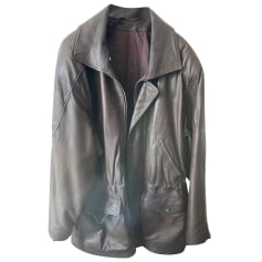 Leather Jacket Mac Douglas