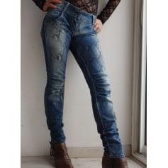 Jeans slim Met  pas cher