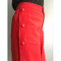 Pantalon large Red Valentino  pas cher